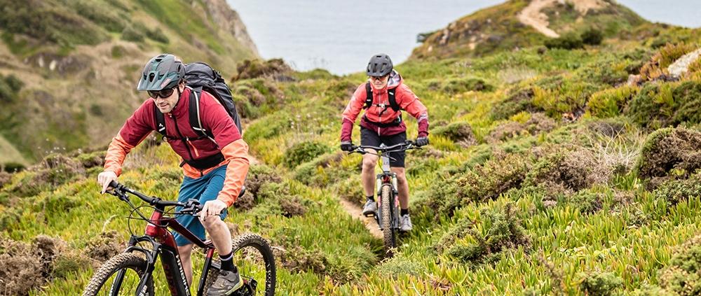 Bergfahrt E-Bikes