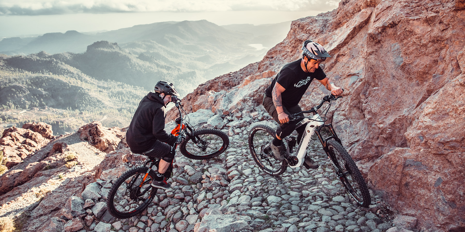 Bergfahrt E-Bike