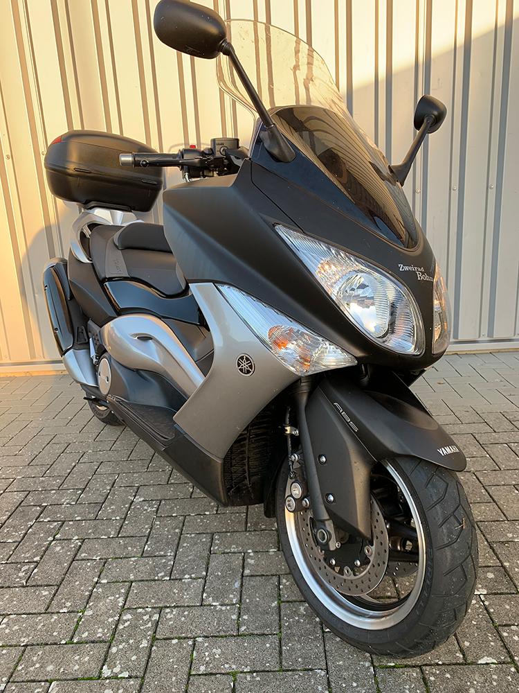 Yamaha tmax techmax 500